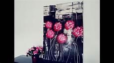 Acryl Malvorlagen Blumen Blumen Malen Acryl Flowers Acrylic Painting F 252 R