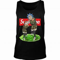 Official Rick And Morty Supreme Tank Top Official Rick