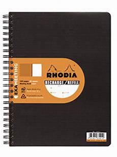 book de vente recharge pour cahier de r 233 union exameeting book a4