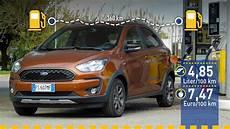 Tats 228 Chlicher Verbrauch Ford Ka Active Im Test