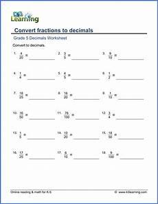 fractions and decimals worksheets for grade 6 4265 grade 5 convert fractions decimals worksheet คณ ตศาสตร ป 4 เศษส วน คณ ตศาสตร