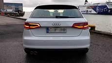 Audi A3 Dynamic Turn Signal