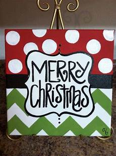 12x12 christmas canvases by artbyab on etsy easy enough to so at home christmas canvas