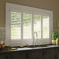Kitchen Window Shutters Interior Should You Add Shutters To Your Kitchen Hill Country Blinds