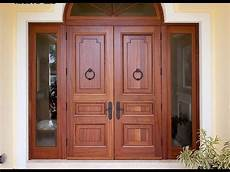 the brilliant home double door design puerta principal doble youtube