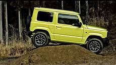 2019 Suzuki Jimny Road Capability