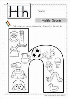 alphabet worksheets for middle school 18196 ending sounds color it includes middle sounds worksheets for some letters great for