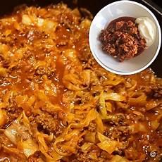 weißkohl mit hack kapuska tuerkische kohlpfanne mit hackfleisch 200