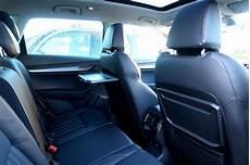 skoda karoq back seat monkey and mouse