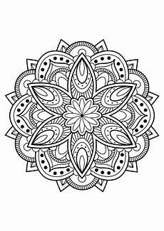 Mandala à Imprimer Pour Adulte Mandala Livre Gratuit 16 Mandalas Coloriages