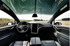 Tesla Model X Neue Fahrperspektiven Erleben