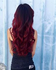 balayage ombre hair ombre