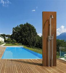 Pool Shower outdoor showers to suit all budgets travis toronto