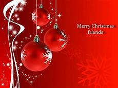 merry christmas wishes balls hd wallpaper