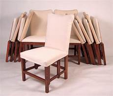 Folding Dining Room Chair set of 4 caign style folding upholstered dining chairs