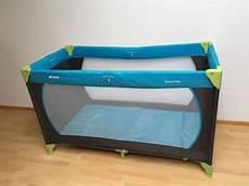 kinderreisebett hauck kinderreisebett inkl matratze von hauck kaufen auf ricardo