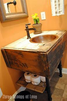 diy bathroom vanity ideas 11 low cost ways to replace or redo a hideous bathroom