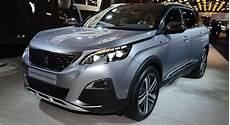 Nouveau Peugeot 5008 2017 Le Suv Malin Comme Un