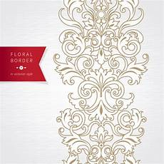 ornate floral pattern vector background 01 free