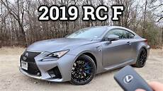 2019 lexus rc f review drive underrated v8 coupe