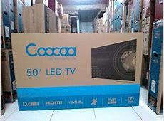 "Jual Coocaa LED TV (DVB T2) 50""   Full HD, HDMI, USB"