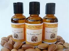utilisation de l huile d argan pour les cheveux le visage