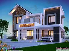 contemporary house plans in kerala 1626 square feet awesome kerala modern home kerala home