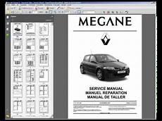 renault megane ii manual de taller service manual