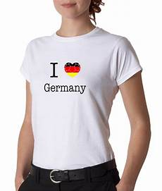 womens i germany soccer football fan t shirt