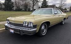 rare luxury 1974 buick lesabre luxus