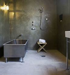 Badezimmer Wand Statt Fliesen - badezimmer ohne fliesen mal anders gestalten 26 ideen