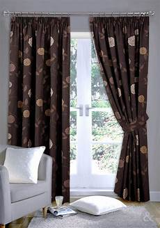 Brown Curtains by Brown Curtains Furniture Ideas Deltaangelgroup
