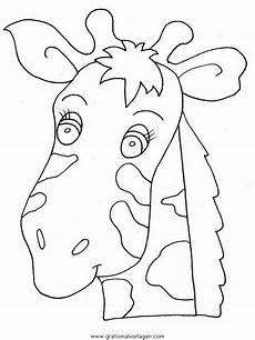 giraffen 10 gratis malvorlage in giraffen tiere ausmalen