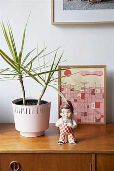 fabulous interior photography by fabulous modnlovr pink planter and jeff raglus artwork