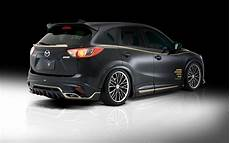 tuningcars mazda cx 5 tuned by rowen japan has killer