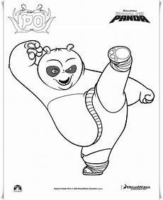 Malvorlagen Clown Panda Ausmalbilder Zum Ausdrucken Ausmalbilder Kungfu Panda