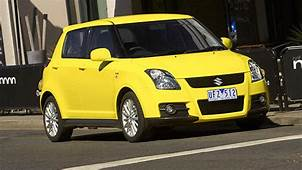 Used Suzuki Swift Review 2005 2012  CarsGuide
