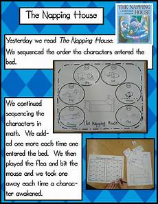 the napping house lesson plan golden gang kindergarten the napping house