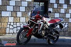 Honda Update Africa For 2018 Mcnews Au
