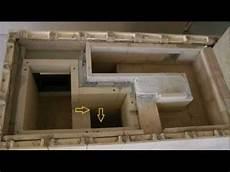 kachelofen selber bauen aufbau eines kachel grundofens in 2019