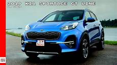 2019 Kia Sportage Gt Line Uk Spec