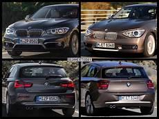 1er bmw facelift 2015 bmw 1er f20 facelift lci 2015 krautdub