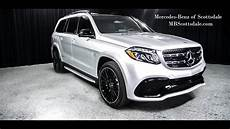 A Unique Color 2018 Mercedes Gls 63 Amg 174 Suv From