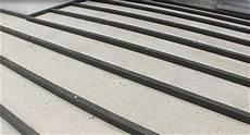 pose lame terrasse composite sur dalle beton l importance du lambourdage