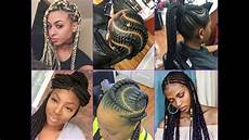 2018 cool braids hairstyle ideas for african american womens youtube