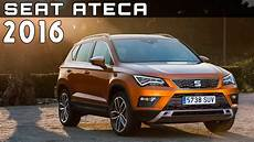 seat ateca zubehör 2016 seat ateca review rendered price specs release date