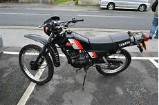 1982 yamaha dt 80 mx black stored fantastic commuter bike