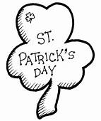 Luck Of The Irish Coloring Page & Book