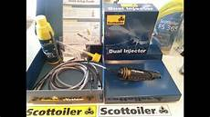 review on the scottoiler v system auto chain oiler