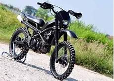Trail Satria Fu by Modifikasi Satria F 150 Trail Concept Denpasar Bike